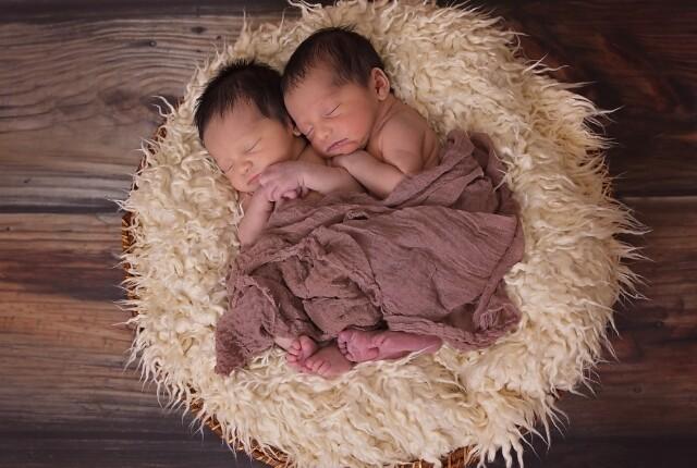 diventare mamma di gemelli