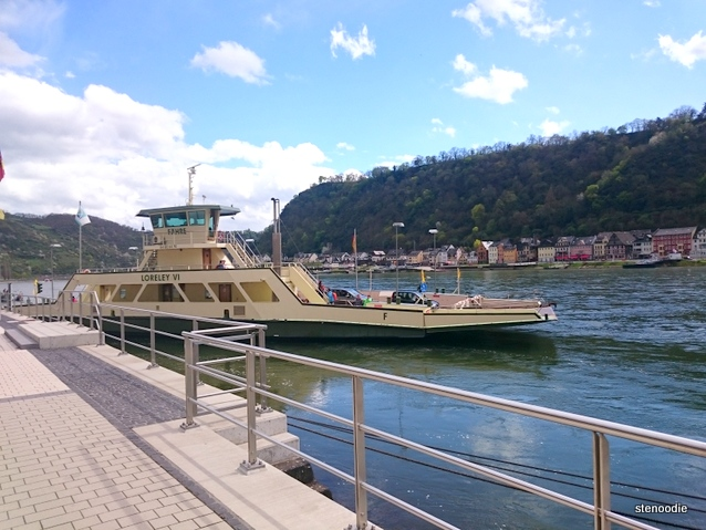 Loreley VI ship