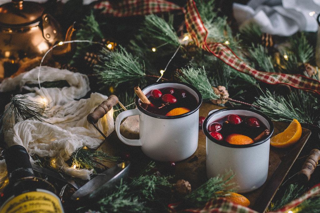 Slow Cooker Mulled Wine | TermiNatetor Kitchen