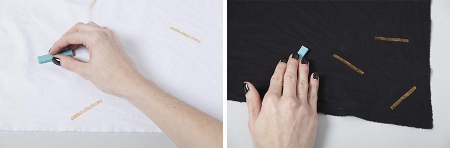 DIY Furoshiki Envolver botellas con tela · DIY Furoshiki Wrapping bottles with fabric · Fábrica de Imaginación · Tutorial in Spanish