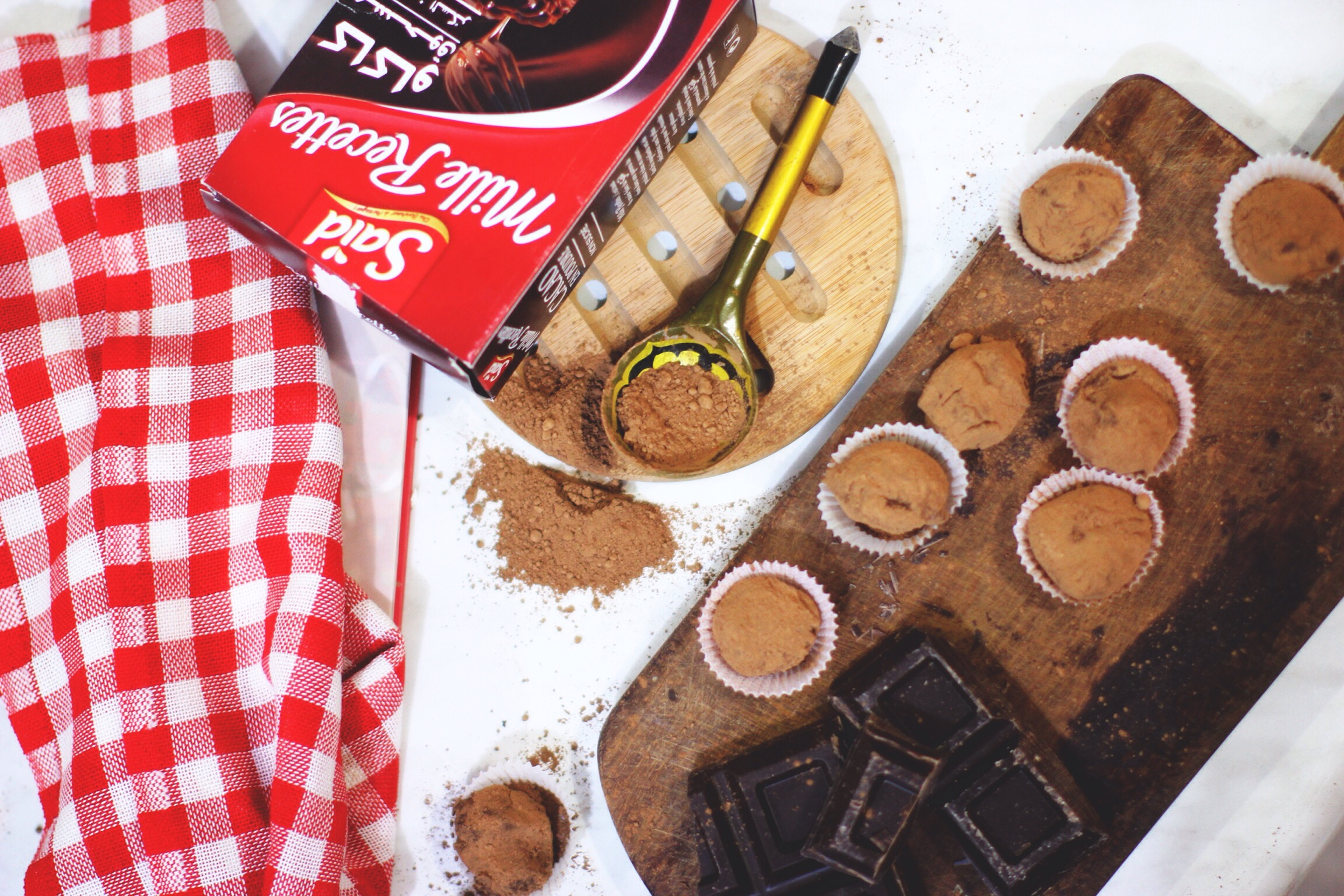 Truffe au Chocolat _ Said Chocolats _ Vita Luna Spirit (4)