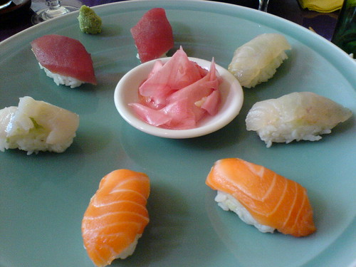 Sushi platter | by clotilde