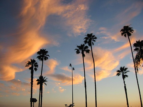 Sunset, San Diego, California | by hanneorla