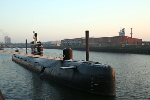 Russian Submarine | by wanderingthinker