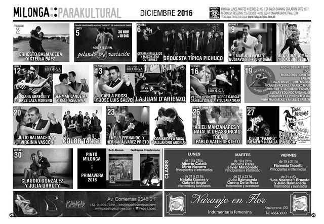 Revista Punto Tango 122 Diciembre 2016 - 15