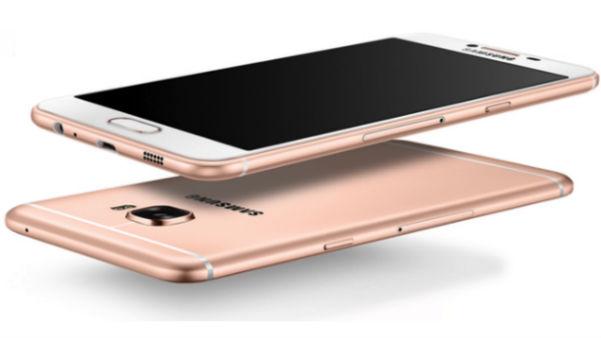 Galaxy C5 Pro image leaks
