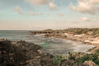 bolinao rock formations_