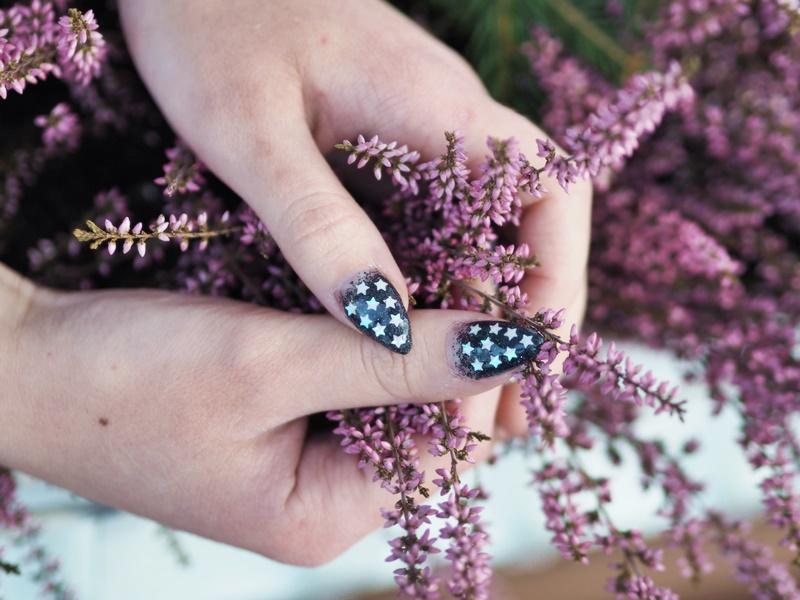 uudenvuoden geelilakkaus kynnet nails