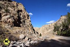 route Cache la Poudre