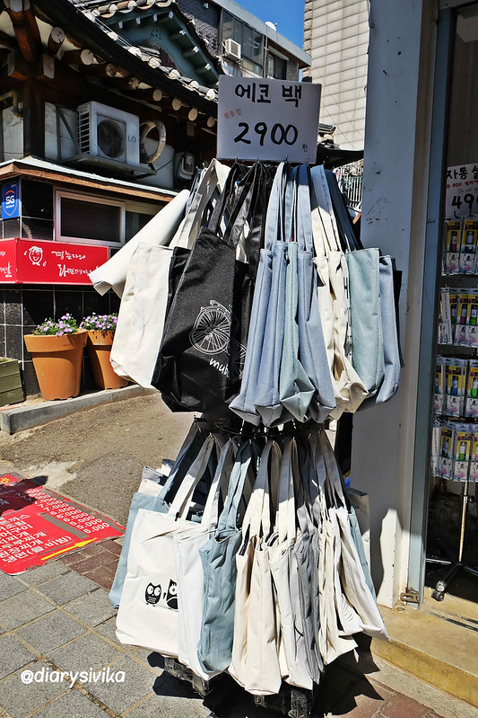 insadong market 11