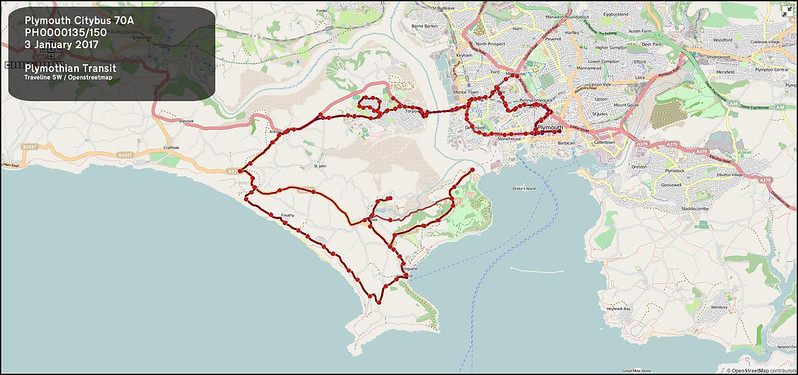 2017 01 03 Plymouth Citybus Route-070A MAP.jpg