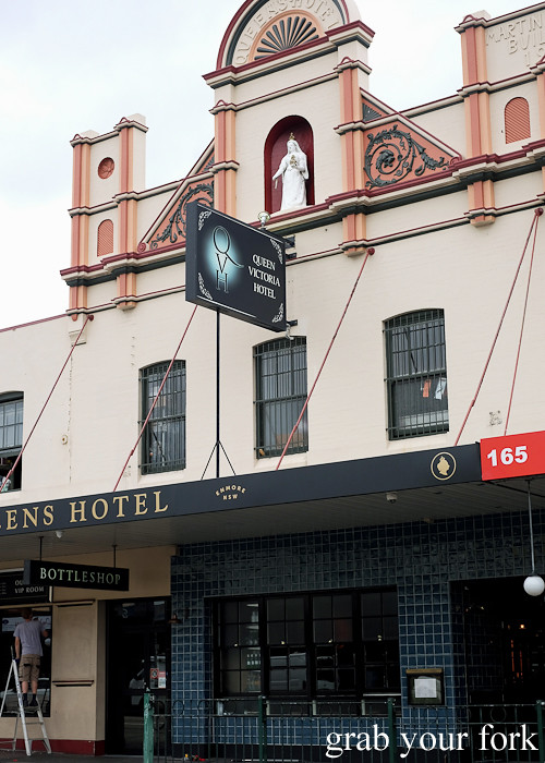 Queen Chow by Merivale at the Queen Victoria Hotel in Enmore