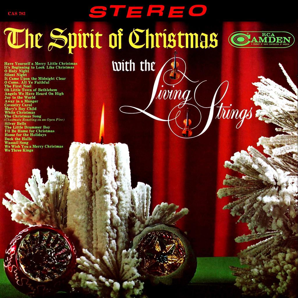 Living Strings - The Spirit of Christmas