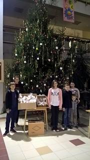 2016-12-16 Mézeskalács a Máltai Szeretetszolgálatnak