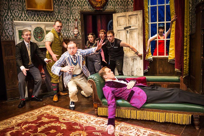 The Play That Goes Wrong Melbourne Comedy Theatre