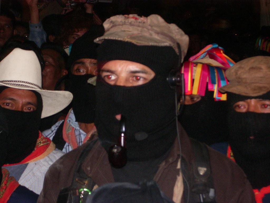 El Subcomandante Insurgente Marcos | by miotei