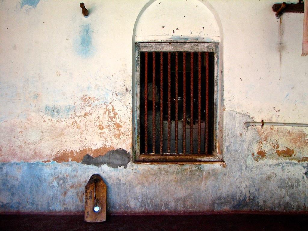 1587: A Window in my Wall