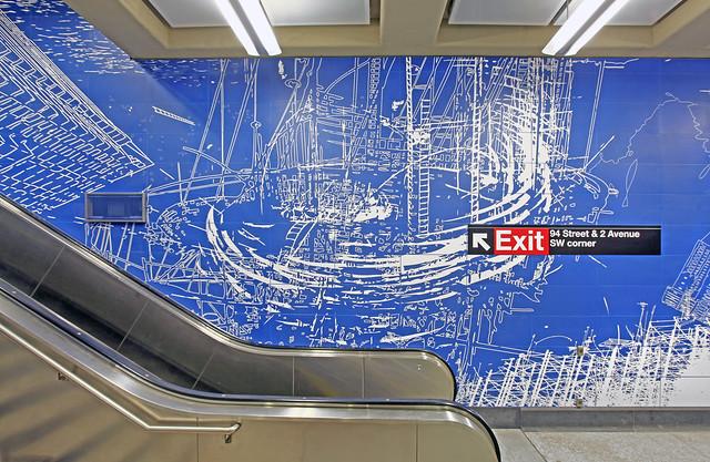 96thStreet: Sarah Sze, Blueprint for a Landscape