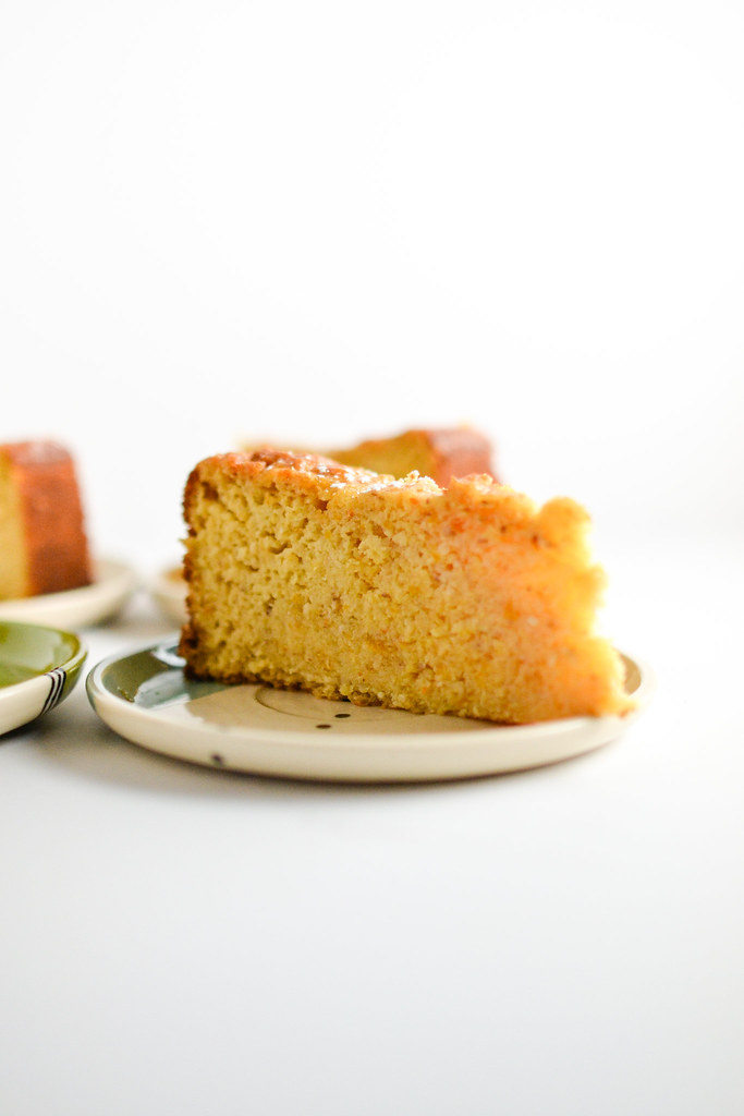 Seriously Orange Cake | Things I Made Today