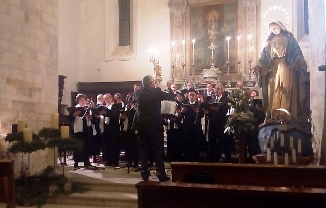 Noicattaro. Concerto Chiesa Madre intero