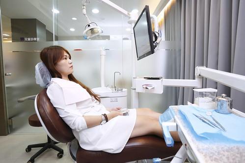 【三重蘆洲牙醫】結婚前不敢去牙齒矯正嗎?隱形矯正美觀沒有鋼牙的困擾 (11)