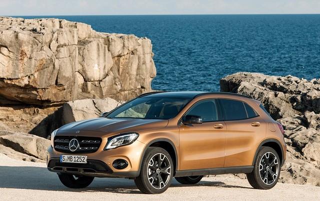 Mercedes-Benz GLA 2018 2