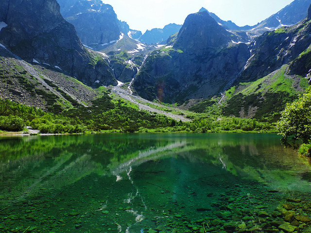 Our Best Travel Moments Of 2016: Green Lake, High Tatras National Park, Slovakia