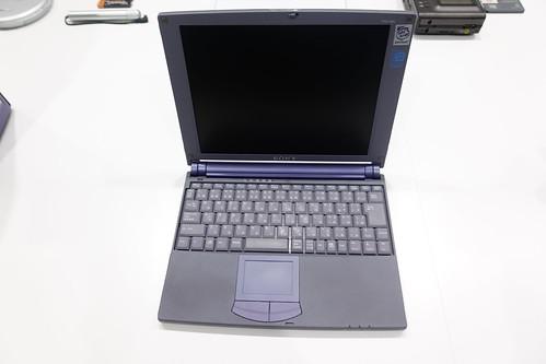 VAIO PCG-505 1997
