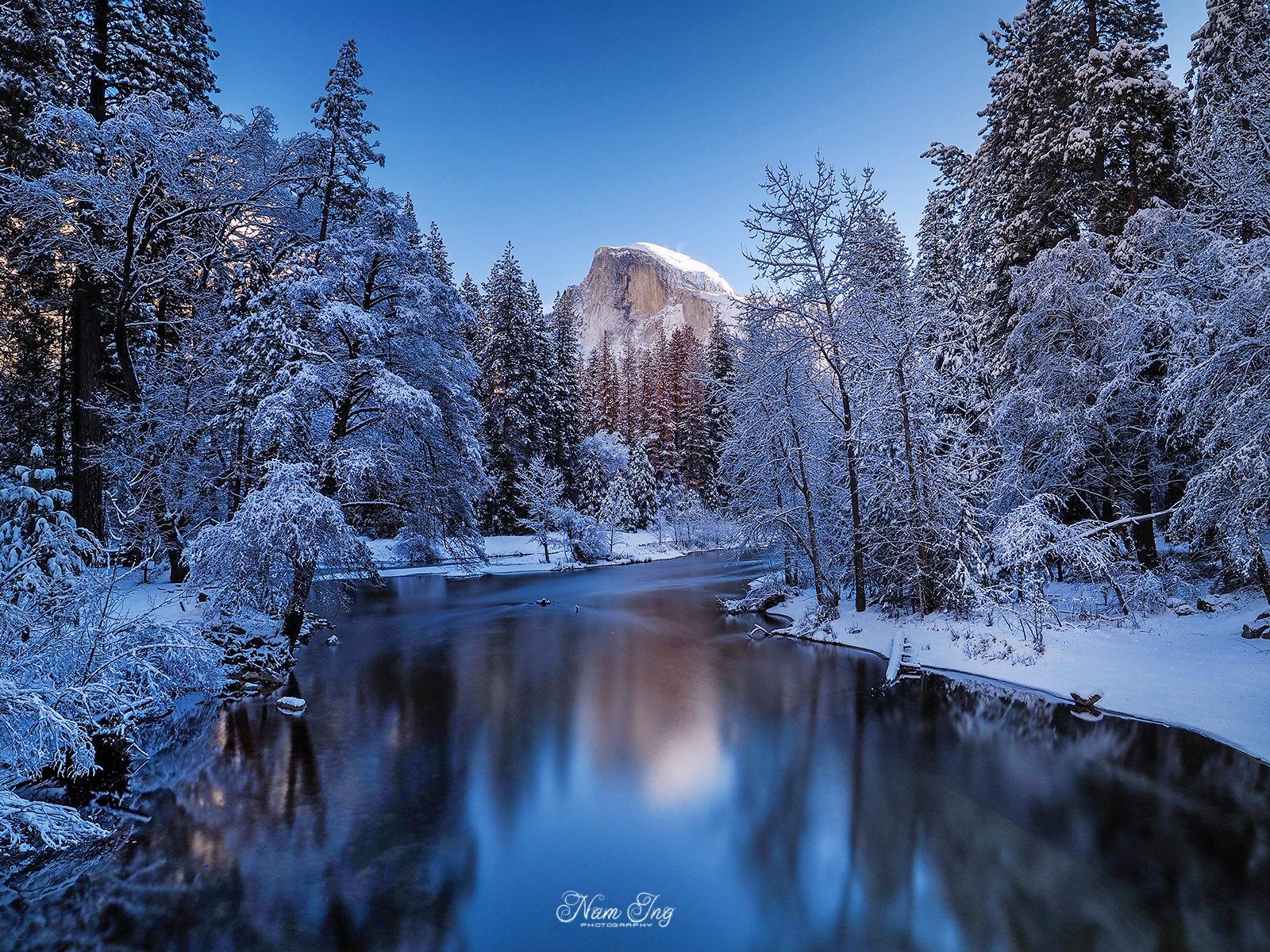Noël au Yosemite 31749416042_610fca3b29_h