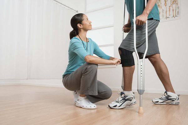 Berapa Lama Penyembuhan Cedera Lutut