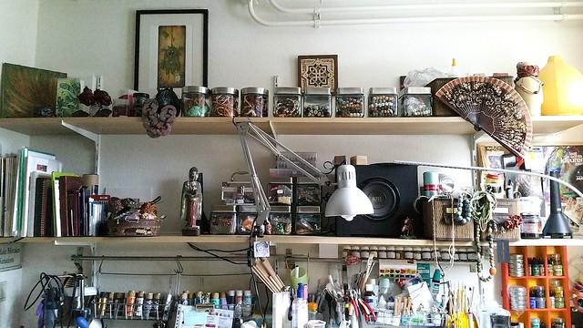 hobby room, Jan2017
