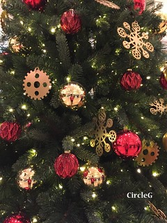 CIRCLEG 香港 金鐘 太古廣場 2016聖誕PACIFIC PLACE 遊記 聖誕 2016  (5)