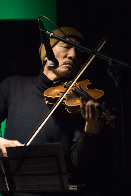 Satoko Fujii Quartet live at Cortez, Mito (Japan), 22 Dec 2016 -00503