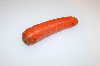 15 - Zutat Möhre / Ingredient carrot