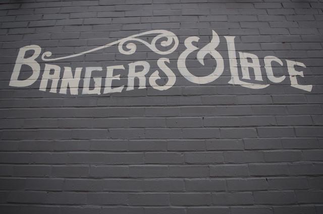 Bangers & Lace Brunch