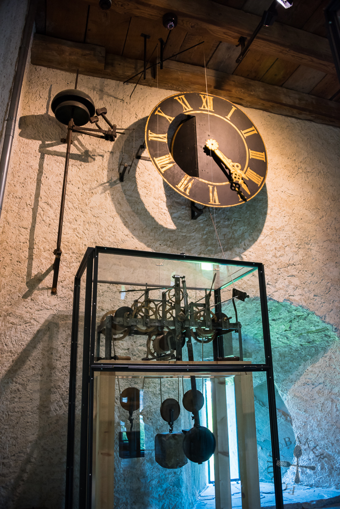 Clock exhibition