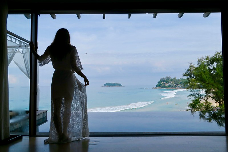 Wanderlust Us Honeymoon Blog Post: The Shore Katathani Phuket