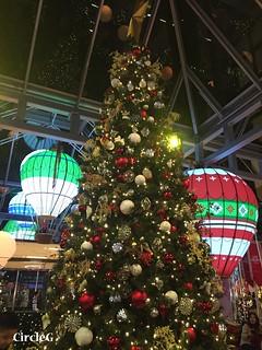 CIRCLEG 香港 太古 鰂魚涌 太古城 TAIKOO Cityplaza 熱氣球 2016聖誕 遊記 聖誕 2016  (10)