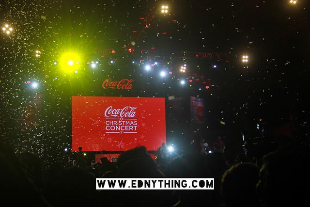 Coca-Cola TagahatidPasko Christmas Concert 16