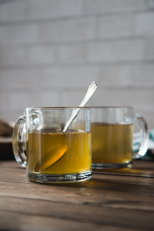 Turmeric Ginger Tea | Will Cook For Friends