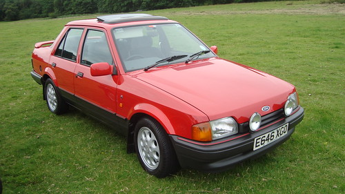 1988 Ford Orion 1.6 Ghia Injection