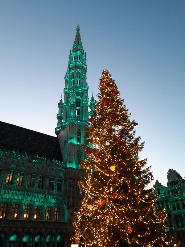 Mercatini di Natale a Bruxelles