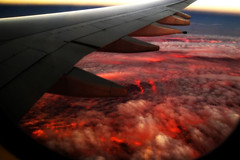 Flying into Hell | by ananyah.COM