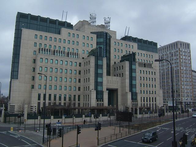 Spy Central