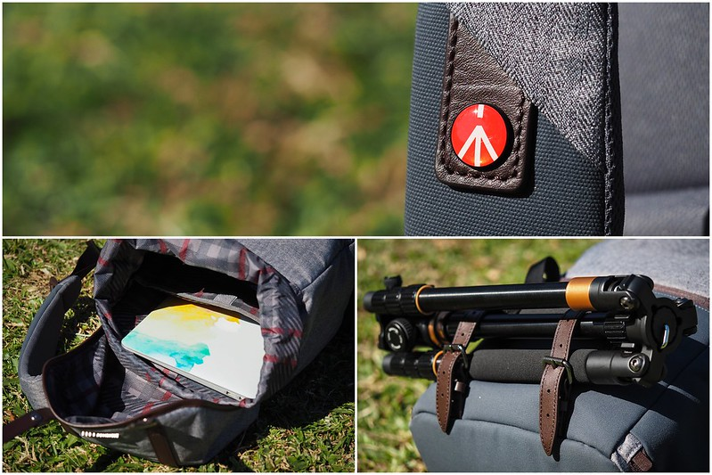 MANFROTTO 溫莎 後背包|Windsor Backpack LF-WN-BT