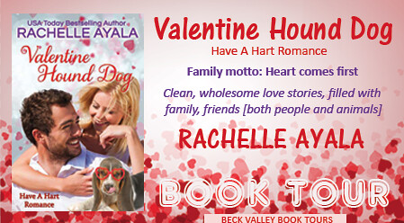 Valentine Hound Dog Book Tour, Review & Giveaway
