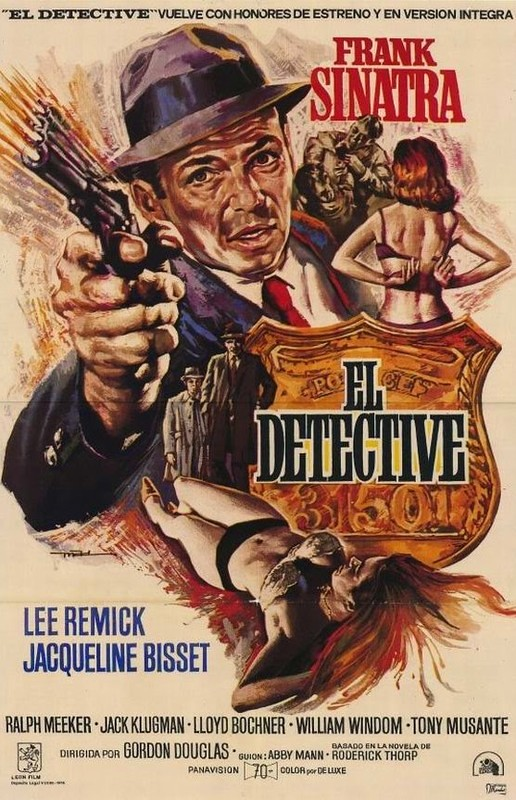 The Detective - Poster 6