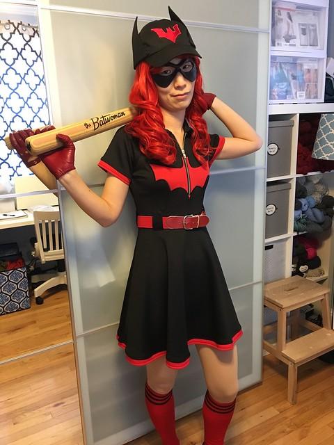 Bombshells Batwoman