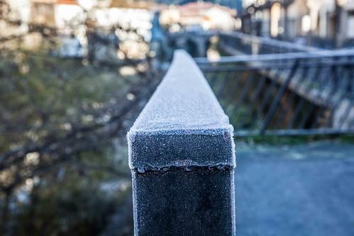 Helada de -6º c en Orozko #DePaseoConLarri #Flickr -4608