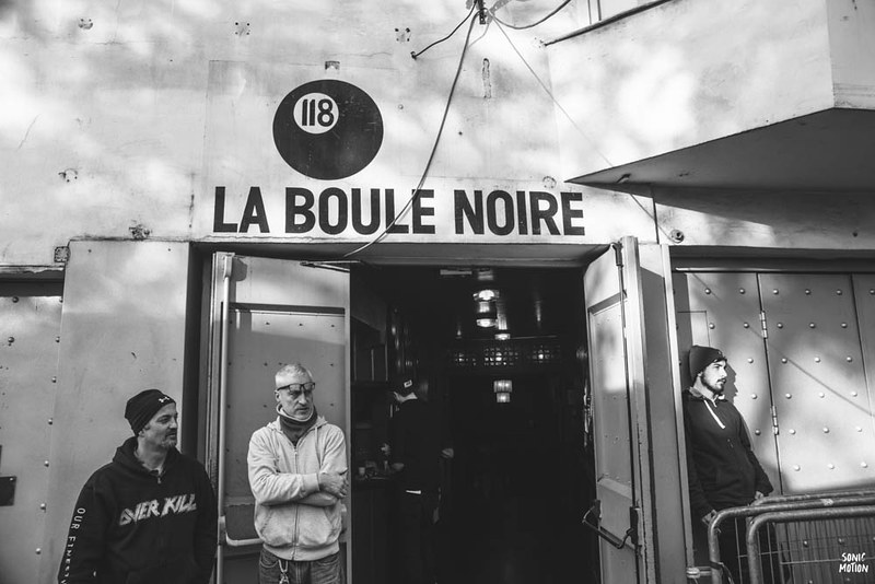 7/12/2016 // Vanna @ La Boule Noire, Paris